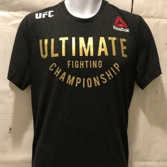5c1dde234a4b Reebok Shirts | Ufc Tshirt Ultimate Fighting Championship M | Poshmark
